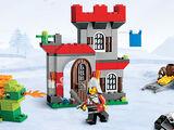 5929 Set de construction Châteaux