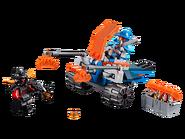 70310 Le chariot de combat de Knighton