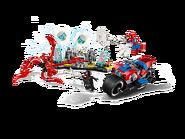 76113 Le sauvetage en moto de Spider-Man 3