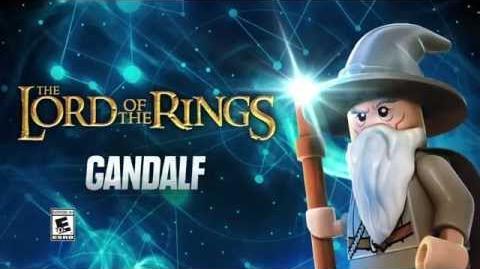 Character Spotlight Gandalf LEGO Dimensions