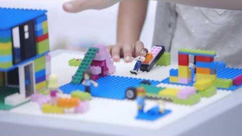 Expérience créative LEGO Vos enfants sont surprenants de créativité !