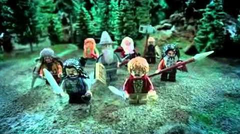 LEGO The Hobbit - Attack of the Wargs! 79002