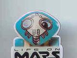 Life on Mars Canopus Pin