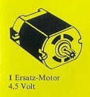1-4.5V Replacement Motor
