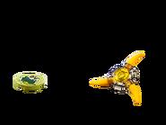 70731 Le buggy lance-missiles de Jay 7