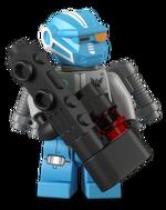 Blue Robot1
