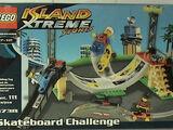 6738 Skateboard Challenge
