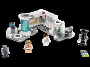 75203 La chambre médicale sur Hoth