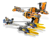 7962 Anakin Skywalker & Sebulba's Podracers