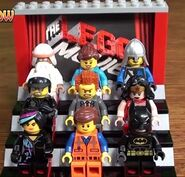 Exclusive Lego Movie Set