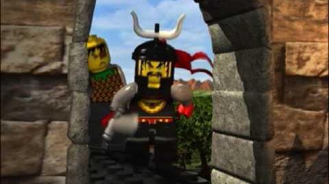 LEGO CREATOR Knight's Kingdom - INTRO