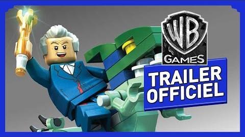 """LEGO Dimensions - """"Docteur ?!"""" Bande Annonce"""