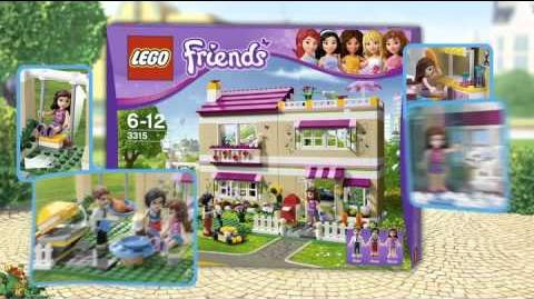 LEGO Friends - In-Store Ad