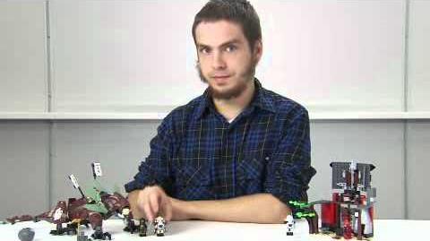 LEGO Ninjago - The Blacksmith & The Earth Dragon Designer Video