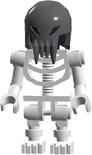 Skull of Darkness Ruler Skeleton