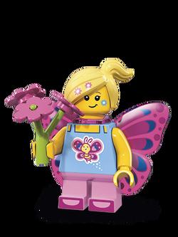 336x448 ButterflyGirl