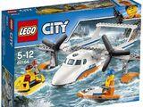 60164 Sea Rescue Plane