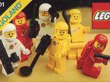 6701 Space Mini-Figures