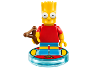 71211 Pack Héros Bart Simpson 2