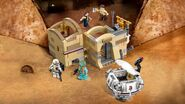 75205 Mos Eisley Cantina Second Poster