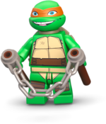 CGI Mikey