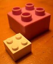 Comp lego-Duplo