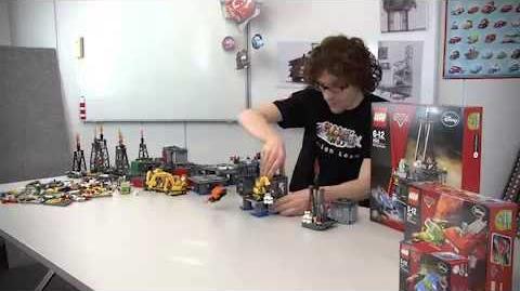 LEGO Cars Designer Video 10