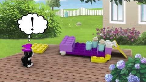 LEGO Friends Animals Cat