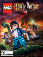 LEGO Harry Potter Years 5-7 cover