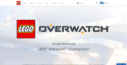 LEGO Overwatch Teaser