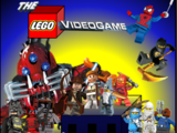 The Lego Video game