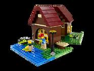 5766 La maison en forêt 5