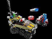 76017 Captain America contre Hydra