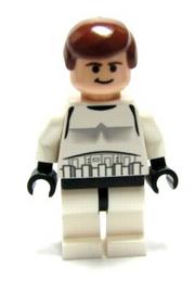Han Solo Stormtrooper