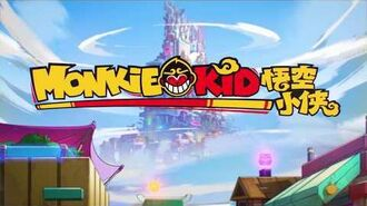 LEGO Monkie Kid TV Series Trailer