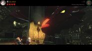 Lego hobbit screen smaug
