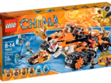 70224 Tiger's Mobile Command