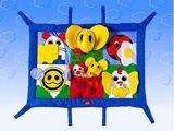 2117 Peek-a-Boo Playmat