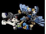 2521 Le combat du dragon de foudre
