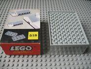518-2 x 4 Plates (architectural hobby und modelbau version) Box