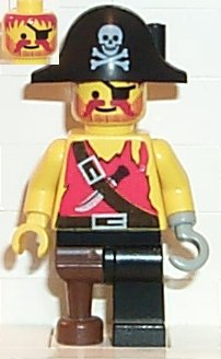 6278 Pirate hat