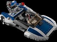 75022 Speeder Mandalorian 2