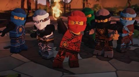 Hands of Time - LEGO Ninjago - Season 7 Teaser Trailer