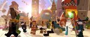 La Grande Aventure LEGO Le jeu vidéo 7