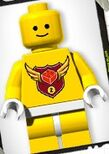 Level Two Master Builder Academy Minifigure