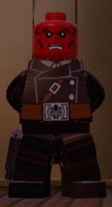 Red SkullA