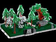 40362 Micro-modèle La bataille d'Endor 2
