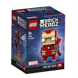 41604 Iron Man MK50 Box