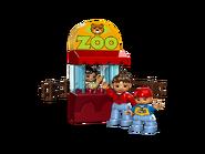 5634 Le repas des animaux du zoo 5