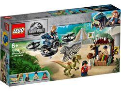 75934 Dilophosaurus on the Loose Box